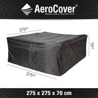Aerocover loungeset hoes 275x275 cm - afbeelding 2