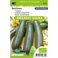 Courgette zaden Black Beauty BIO