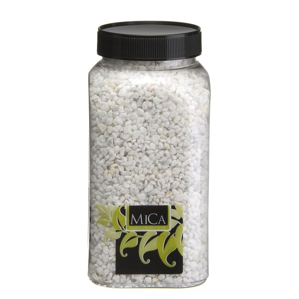 Gravel wit fles 1 kilogram
