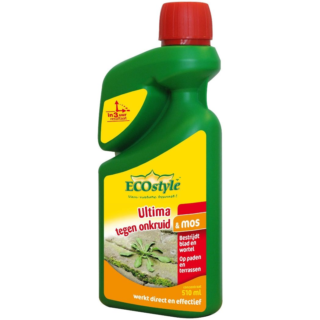 Ecostyle Ultima Onkruid & Mos concentraat 510 ml