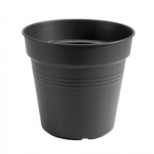 Elho green basics growpot 11 living black