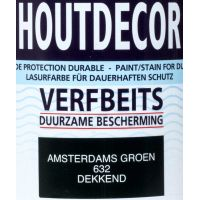 Hermadix houtdecor 632 amsterdams groen 750 ml