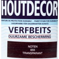 Hermadix houtdecor 655 noten 2500 ml