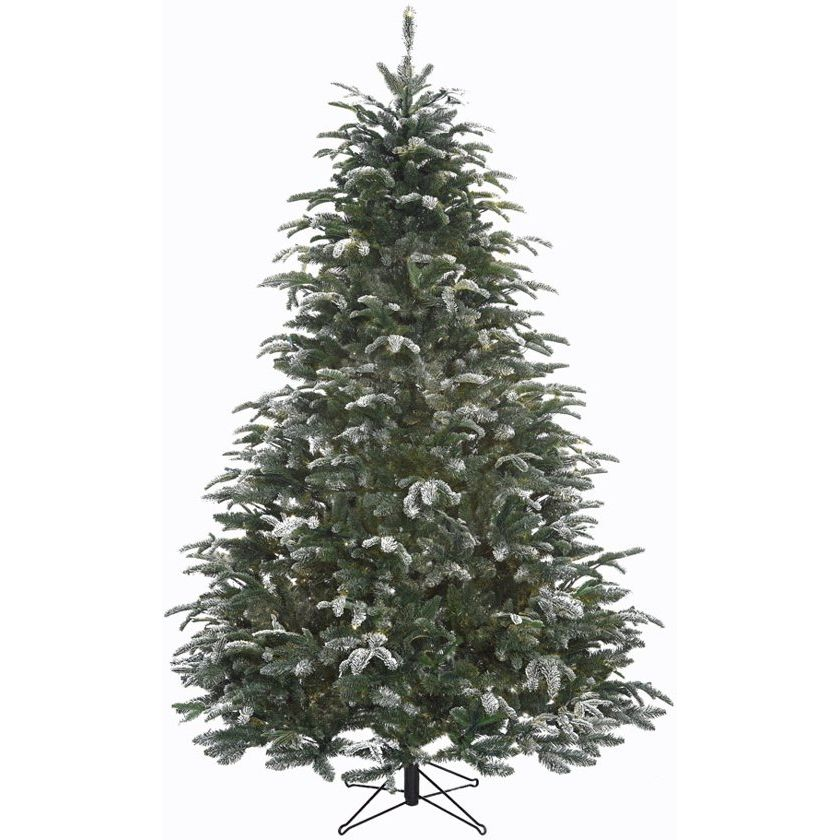 Kerstboom Black Box Trees Frosted Stelton Fir 170