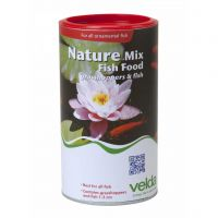 Velda nature mix grasshoppers & fish 1250 ml
