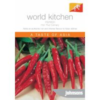 World Kitchen Peper Hot Thai Culinary