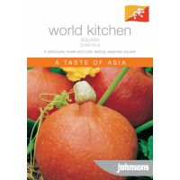 World kitchen pompoen Squash Uchiki Kuri