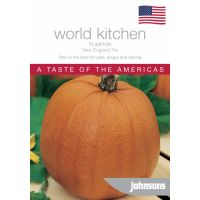 World Kitchen Pompoen New England Pie