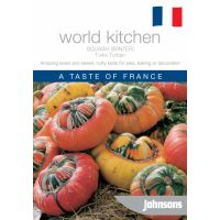 World Kitchen pompoen Squash Turks Turban