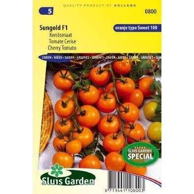 Tomaat zaden sungold f1