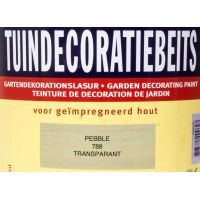tuindecoratiebeits 788 pebble grijs 2500 ml