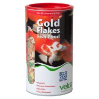 Velda gold flakes basic food 4000 ml