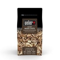 Weber houtsnippers hickory 700 gram